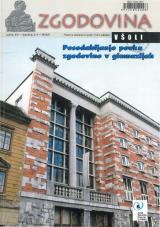 Zgodovina v šoli, 2007, št. 3-4<br />Posodabljanje pouka zgodovine v gimnazijah