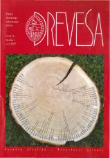 Drevesa, 2009, št. 1
