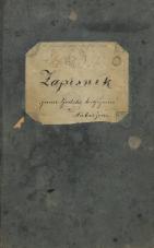 Javna ljudska knjižnica v Nabrežini<br />Zapisniki: 16. januar 1906 – 4. marec 1914