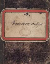 Tajnikova knjiga<br />Slovenska čitalnica v Škednju (Trst)<br />20. december 1897 – 27. februar 1907
