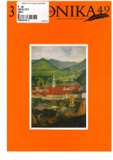 Kronika, 2001, št. 3
