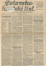 Delavsko - kmetski list št. 23