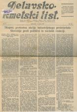 Delavsko - kmetski list št. 24