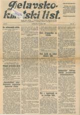 Delavsko - kmetski list št. 25